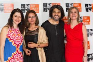 Priscila Néri, Antonieta Rodrigues Simões, Argemiro Ferreira, Yvette Alberdingk Thijm